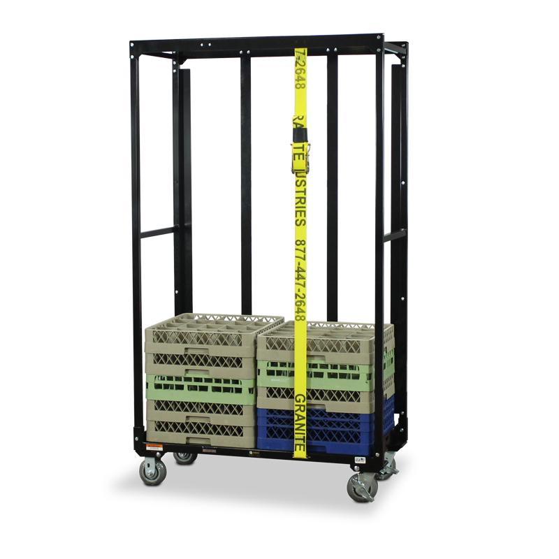 67362-Glass-Dish-Tray-Storage-Cart